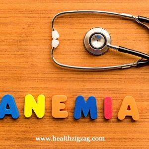 Anemia and iron deficit